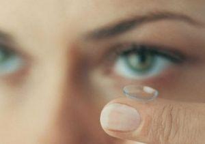 Использование контактных линз в период самоизоляции!